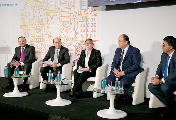 Globalvia está presente en eventos clave del sector de las infraestructuras celebrados en Madrid
