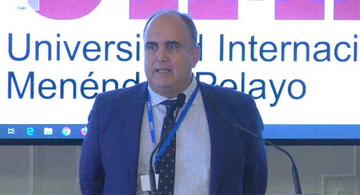 Javier Pérez Fortea participa en V Foro Global de Ingeniería y Obra Pública
