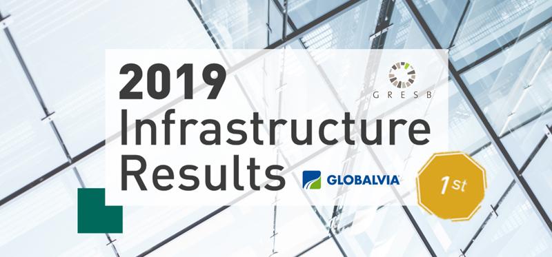 Globalvia, líder mundial del índice de Sostenibilidad GRESB 2019 en el sector de las Infraestructuras