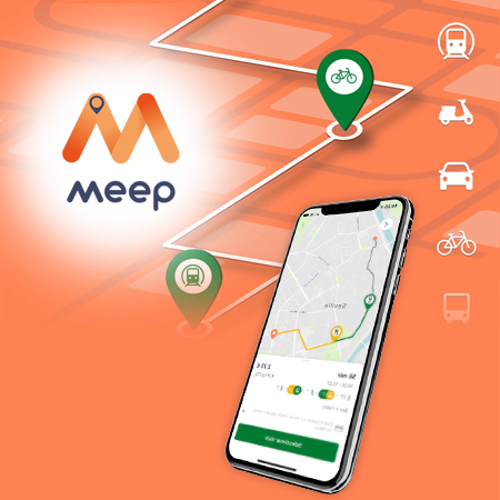We launch Meep Sevilla by Globalvia, our first MaaS project!