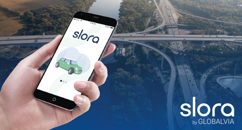 Globalvia launches Slora – A new payment application for US toll roads