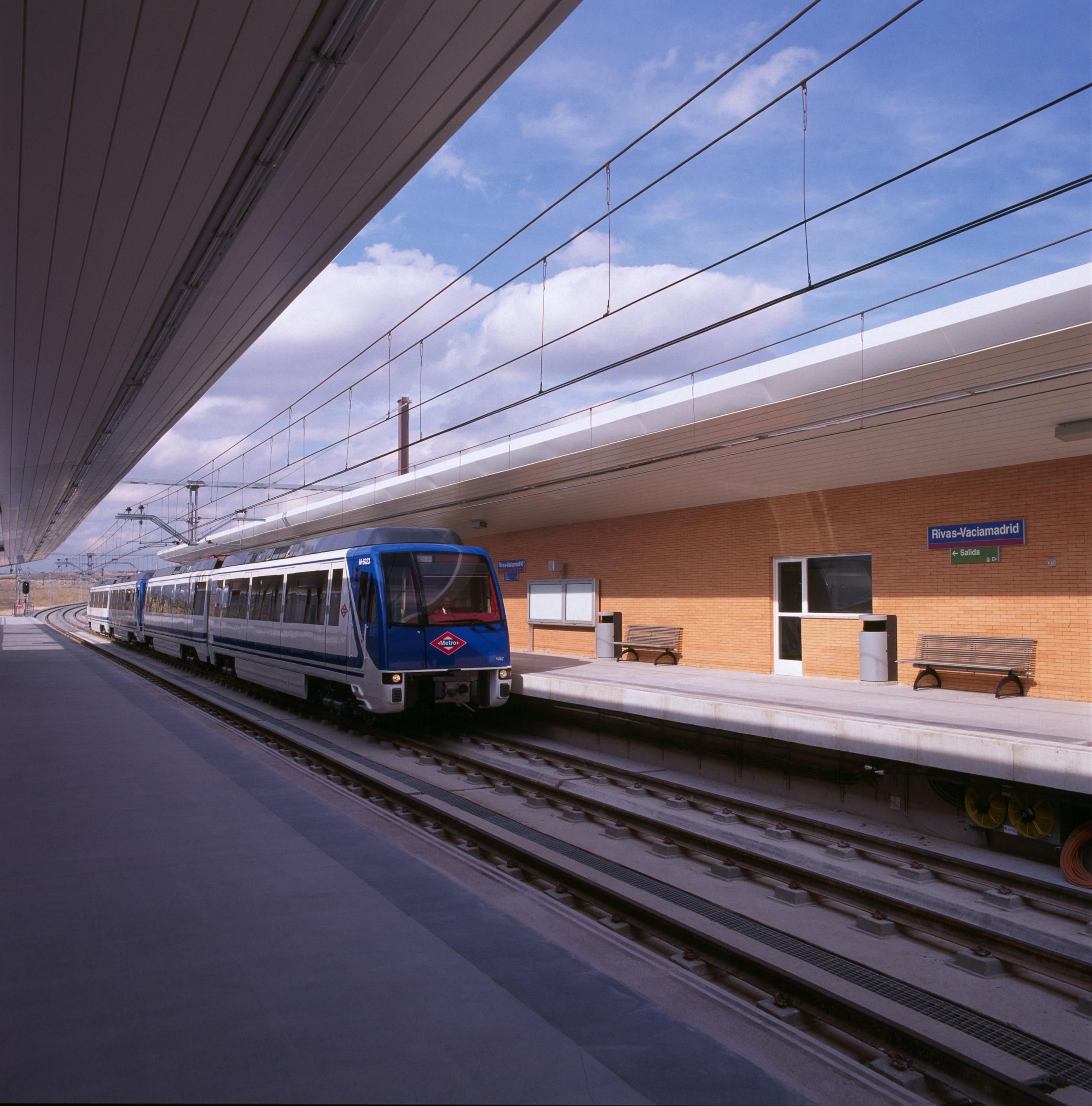 Transportes Ferroviarios de Madrid