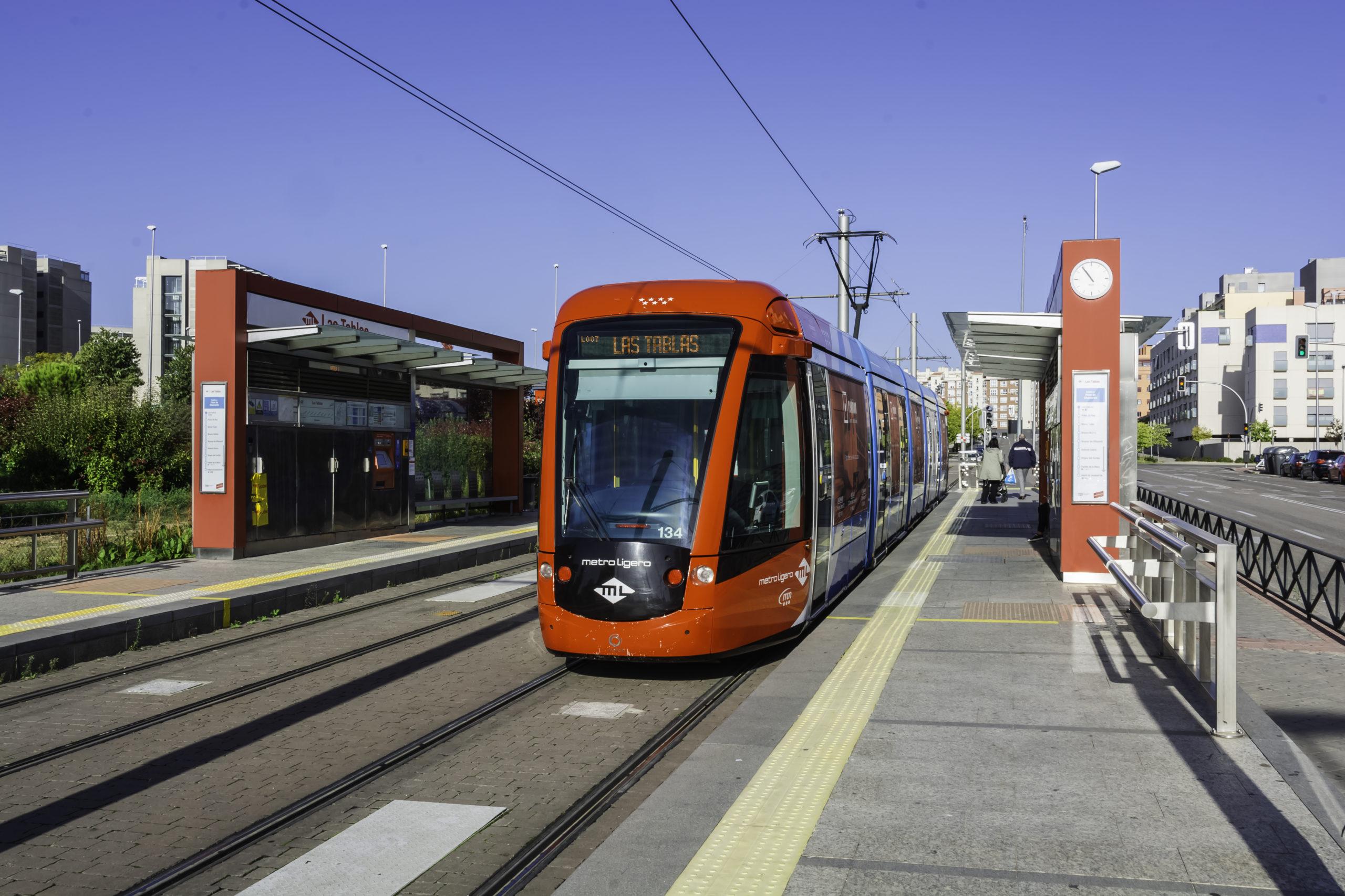 Metros Ligeros de Madrid