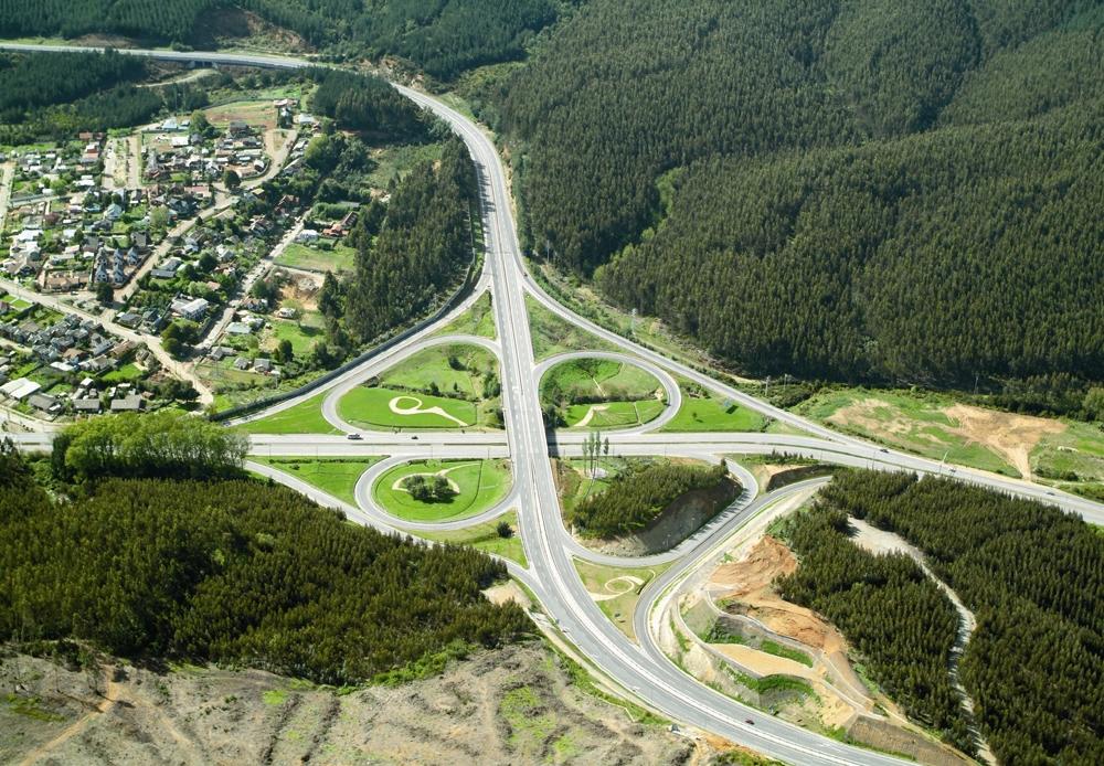 Chile – Autopista del Itata