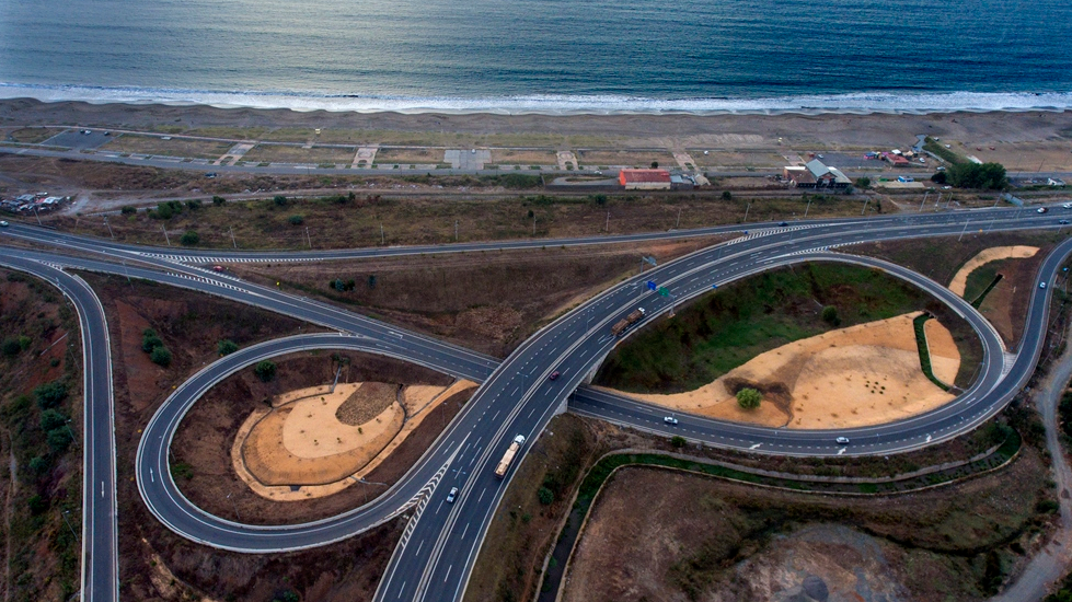 Chile – Autopista Costa Arauco